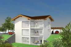 Wohnanlage Bad Hofgastein in Planung