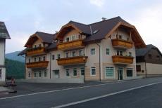 Neubau Wohnanlage Altes Lagerhaus in Faistenau